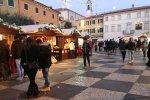 Natale sul lago di Garda a Lazise , Verona
